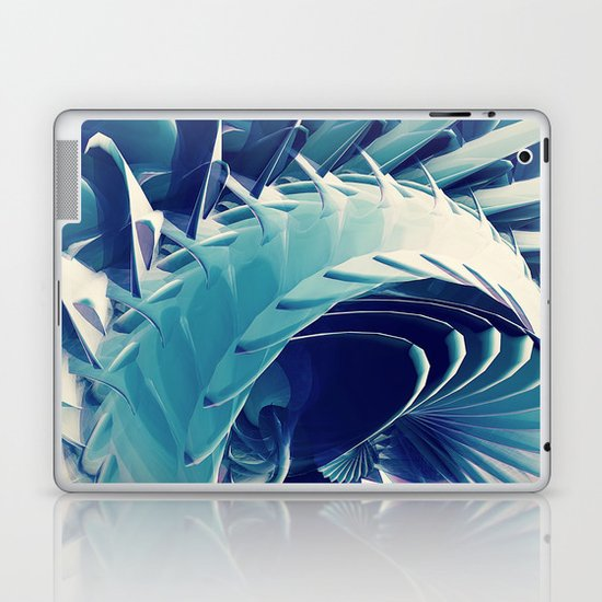 Space Abstract  Laptop & iPad Skin