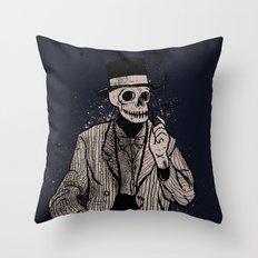 Dead Game Throw Pillow