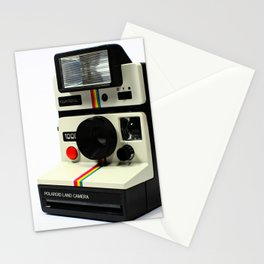 Instant Camera Stationery Cards
