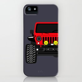 Overland Rubicon iPhone Case