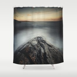 I´m a collider Shower Curtain
