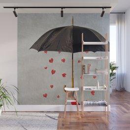 Umbrella - ella Wall Mural