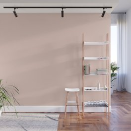 Pale Dogwood | Pantone Fashion Color Spring : Summer 2017 | Solid Color Wall Mural