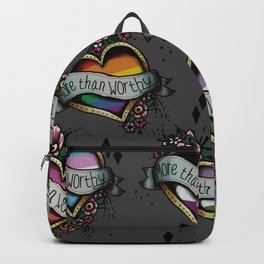 More Than worthy Backpack