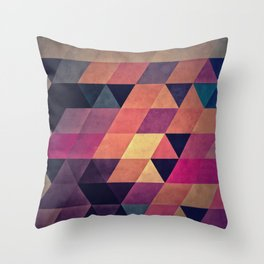 gryddy Throw Pillow