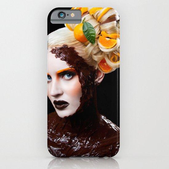 Chocolate Orange iPhone & iPod Case