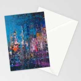 A Glitch in Tokyo Stationery Cards