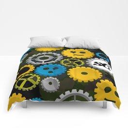 76 Engranes Caritas S6 TEE Comforters