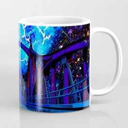 NEBULA BRIDGE TO THE UNIVERSE Coffee Mug