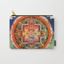 Mandala Buddhist 1 Carry-All Pouch