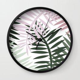 Popped Wall Clock