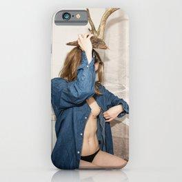 Pardon Me! iPhone Case