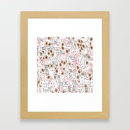 Suits You Framed Art Print