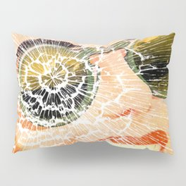 No Time For Change. Pillow Sham