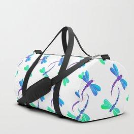 Dragonfly duo Duffle Bag