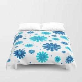 Flowers pattern 215 Duvet Cover