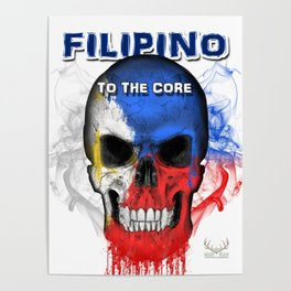 To The Core Collection: Philippines Poster