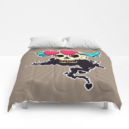 L-O-V-E Comforters