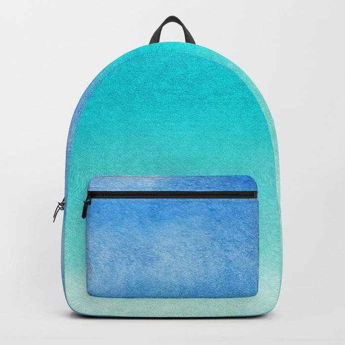 Tropical sea #10 Backpack