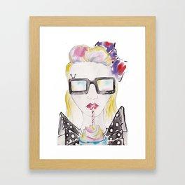 My MTV Framed Art Print