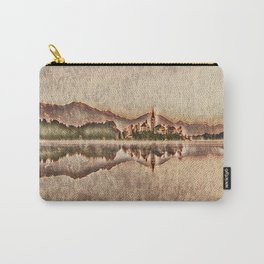 Mirrored Mosaics Carry-All Pouch