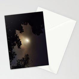 Dark Halloween Dawn Stationery Cards
