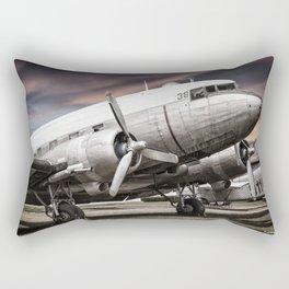Douglas DC-3 Rectangular Pillow