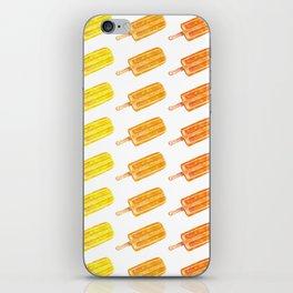 Colorful Popsicles - Summer Pattern iPhone Skin