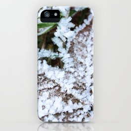 Givre-F3 iPhone Case