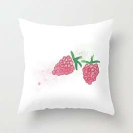 That's Rude! Throw Pillow