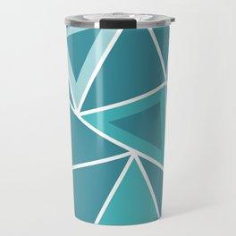 Geometric Pattern 3 Travel Mug