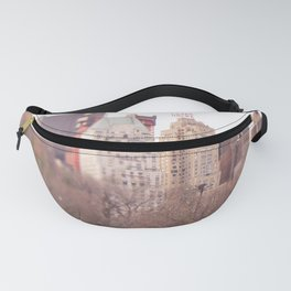 Winter in NYC Fanny Pack