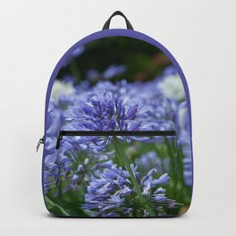 Flowering Agapanthus Backpack