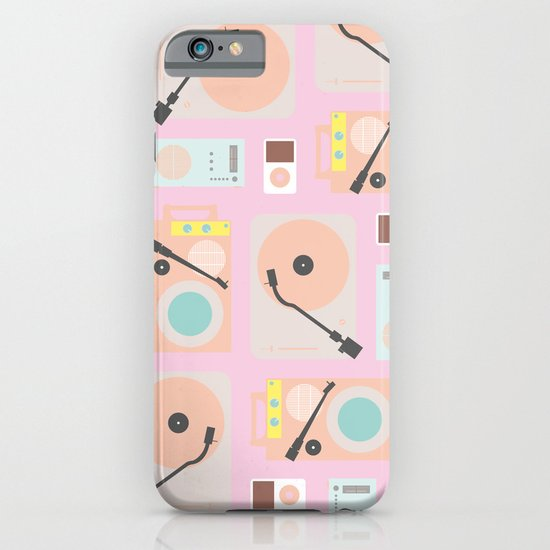 Music Lover Pastel iPhone & iPod Case