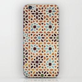 Lindaraja at the Alhambra. Vintage iPhone Skin