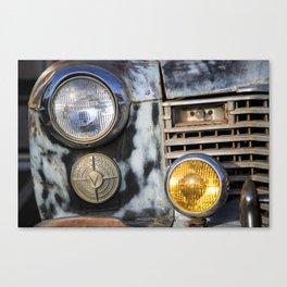 The Cadillac Canvas Print