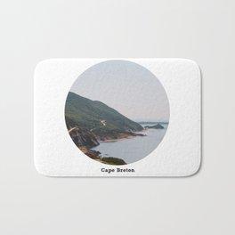 Cape Breton Island - Nova Scotia, Canada Bath Mat