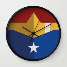 Wonder, hero, Woman, DC Wall Clock