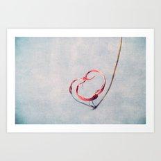 love in june Art Print