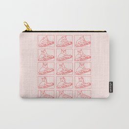 Cat in Meme Major Carry-All Pouch