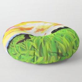 Delta Dog Floor Pillow