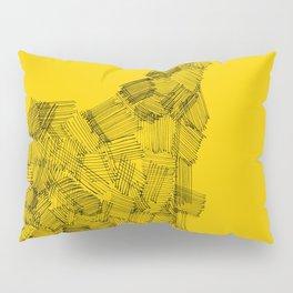 Line Work Pillow Sham
