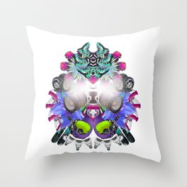 MultiFUNKtion Throw Pillow