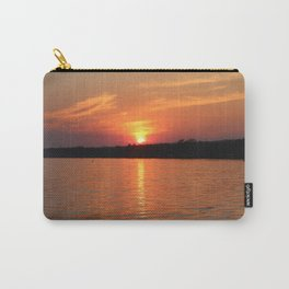 Sunset Over Lake Waccamaw 3 Carry-All Pouch