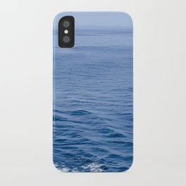 She Fell in Love on the Vast Wild Sea iPhone Case