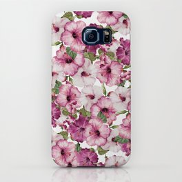 Hibiscus Pattern iPhone Case