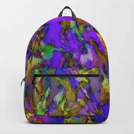 Blue colour reaction Backpack