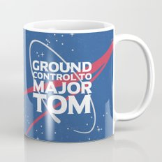Ground Control to Major Tom Mug