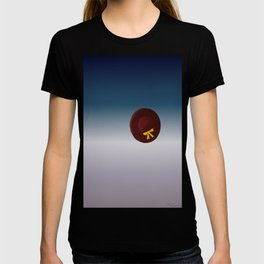 The Hat sitting all alone in space. digital T-shirt
