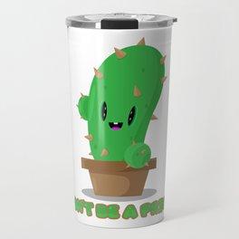Pricky cactus Travel Mug